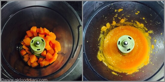 Carrot Porridge Recipe Step 3