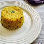 Dal Rice Recipe for Babies, Toddlers