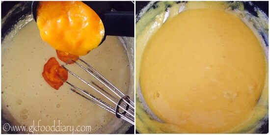 Mango Custard Recipe Step 6