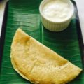 Oats Moong Dal Dosa Recipe for Babies