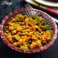 Paneer Bhurji Recipe for Toddlers