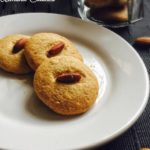 Whole Wheat Almond Cookies Recipe for Toddlers, Kids