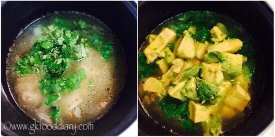 Avocado Soup Recipe Step 2