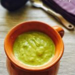 Avocado Soup Recipe for Babies, Toddlers and Kids