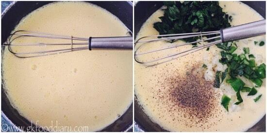 Egg Muffin Cups Recipe Step 2