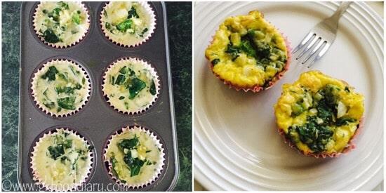 Egg Muffin Cups Recipe Step 4