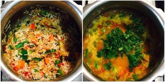 Masala Rice Recipe step