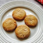 Whole Wheat Coconut Cookies Recipe