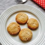 Whole Wheat Coconut Cookies Recipe for Toddlers and Kids