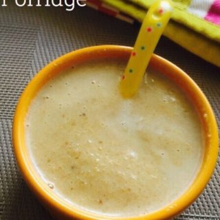 Quinoa porridge recipe for babies toddlers and kids quinoa for save print forumfinder Image collections