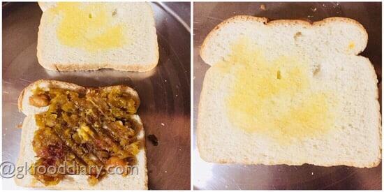 Banana Sandwich Recipe Step 5