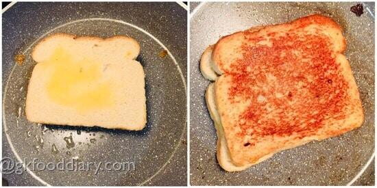 Banana Sandwich Recipe Step 6