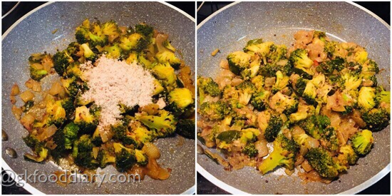 Broccoli Curry Recipe Step 7