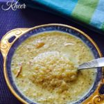 Quinoa Kheer Recipe for Babies, Toddlers and Kids