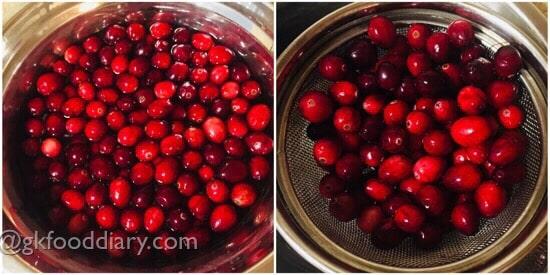 Cranberry Apple Sauce Recipe Step 2