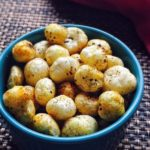 Roasted Phool Makhana Recipe for Babies, Toddlers and Kids