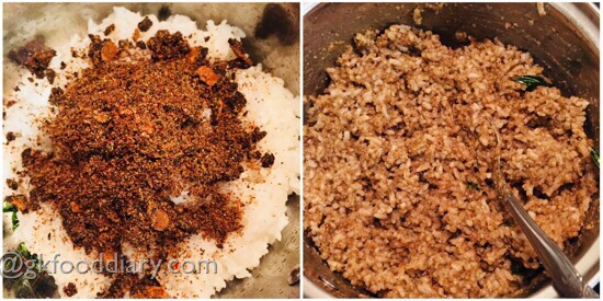 Sesame Seeds Rice Recipe Step 6
