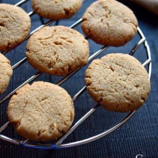 Semolina Cookies Recipe for Toddlers and Kids | Suji Ghee Cookies 1