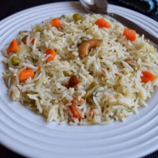 Coconut Milk Rice Recipe for Babies, Toddlers and Kids 1