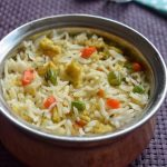 Egg Rice Recipe for kids