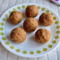 Peanut Sesame Ladoo Recipe for Toddlers and Kids