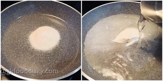 Apple Rice Porridge Recipe step 3