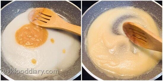 Apple Rice Porridge Recipe step 5