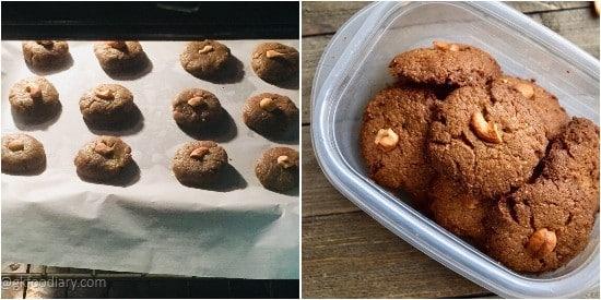 Bajra Cookies - Step 4