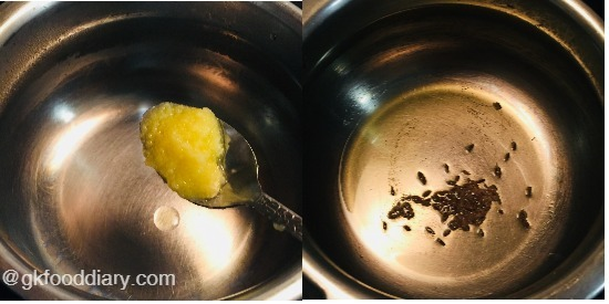Beetroot Khichdi Step 2