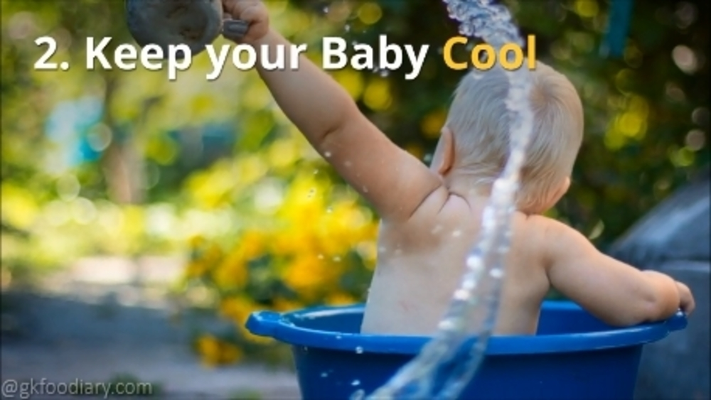 Keep your Baby Cool