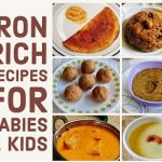 Iron Rich Foods for children