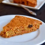 Whole Wheat Carrot Cake Recipe for toddlers ,kids