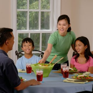 Eat Better as a Family