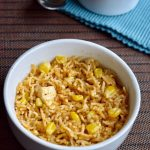 Corn Paneer Pulao Recipe For Toddlers and Kids | Indian Rice Varieties