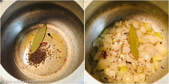Corn Paneer Pulao - Step 3