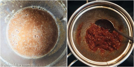 Raisin Syrup - step 3