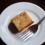 Semolina Banana Cake