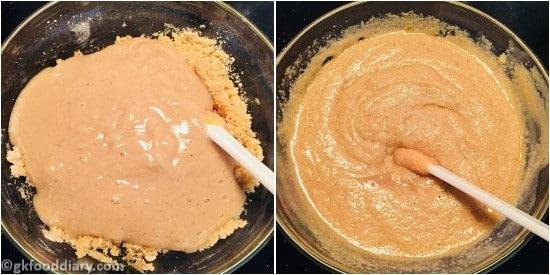 Sooji Banana Cake Step 6