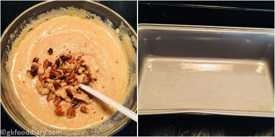 Sooji Banana Cake Step 7