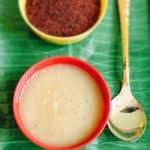 whole ragi porridge