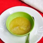 Apple Recipes - Apple Sauce for baby