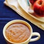 Apple Recipes - Ragi Apple Halwa