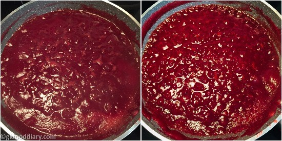 Apple Beetroot Jam - Step4
