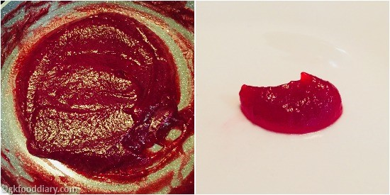 Apple Beetroot Jam - Step6