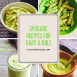 Avocado Baby Food Recipes