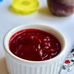 Beetroot Puree for Baby