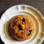 Apple Recipes - Broken wheat halwa