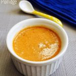 Carrot Recipe Collections - Carrot Porridge