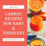 Carrot Baby Food Recipes | When Can I give my Baby Carrot