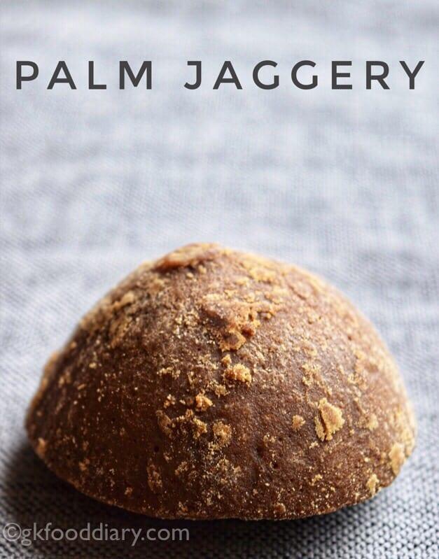 Palm jaggery